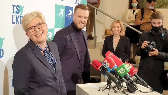 Litouwse christendemocraten winnen parlementsverkiezingen