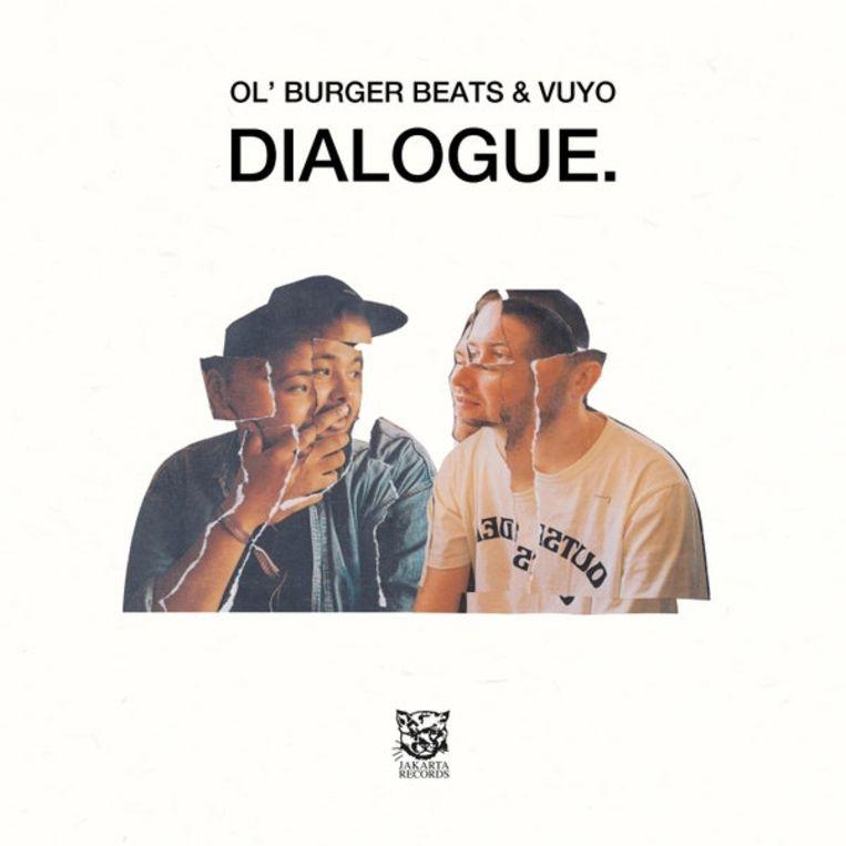 Ol'Burger Beats & Vuyo. Beeld rv