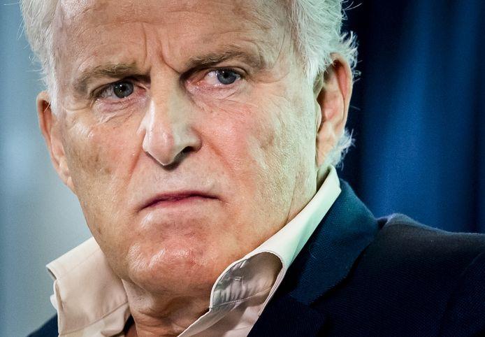Misdaadverslaggever Peter R. de Vries