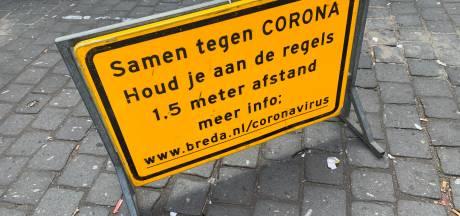 Het wordt te druk in de stad. Breda zet coronahosts in die 'vriendelijk' op de regels gaan wijzen