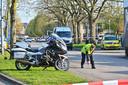 De politie onderzoekt hoe het ongeluk kon gebeuren.
