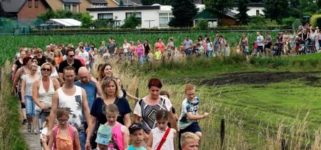 Ieder zijn eigen wandelvierdaagse in Sprundel