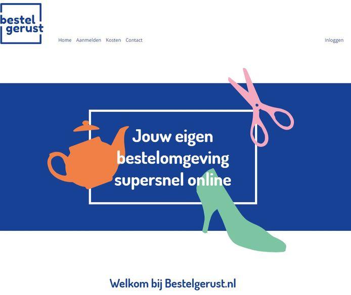 Een webwinkel voor anderen, bestelgerust.nl