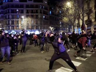 Voor de derde nacht op rij rellen in Spanje vanwege arrestatie rapper