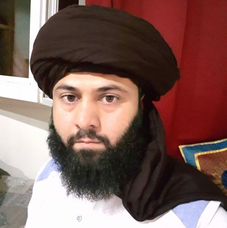 Luqman Haider betuigde bij zijn eerste voorgeleiding spijt over de oproepen op TikTok. Beeld Privébeeld