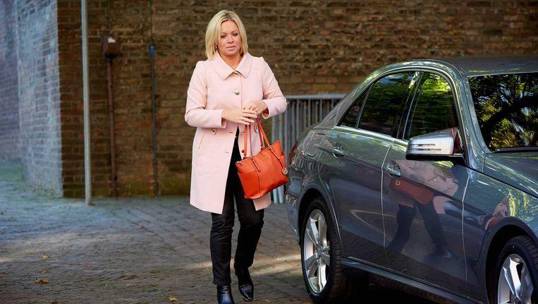 Minister Jeanine Hennis van Defensie Beeld anp