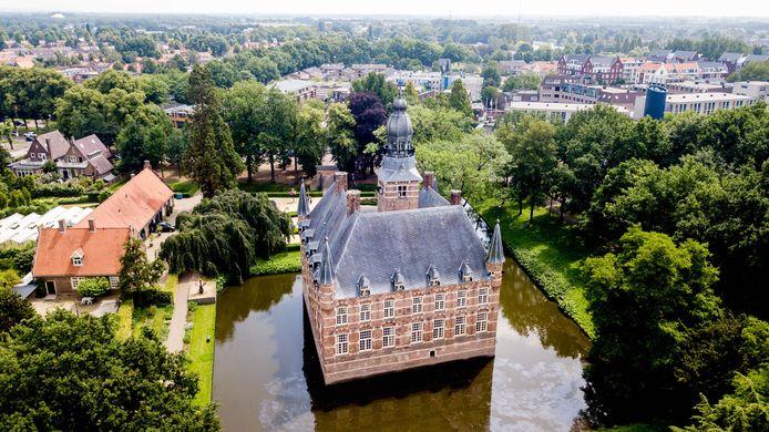 Kasteel Wijchen maakt voorlopig geen aanspraak op een subsidie van de provincie Gelderland vanwege het lotingssysteem.
