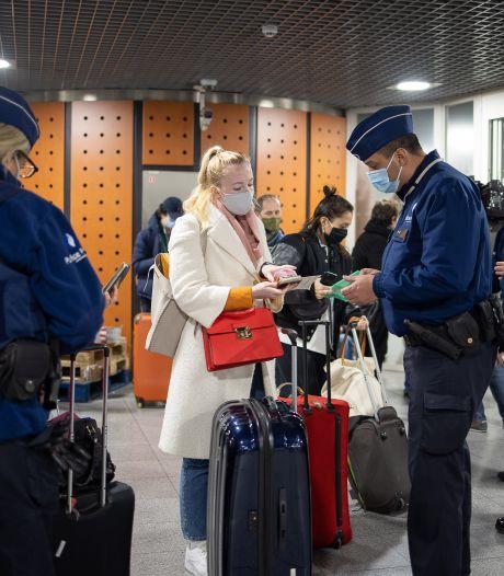 Une bande de voleurs de bagages active dans les gares bruxelloises démantelée