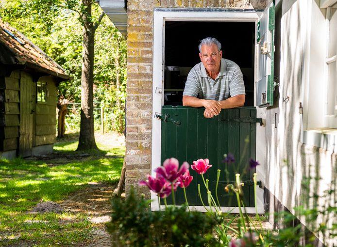 Bart Schoonaert van openluchtmuseum De Duinhuisjes: ,,Onze vrijwilligers zijn grotendeels 70-plussers. Ze vallen in de hoogste risicogroep.''