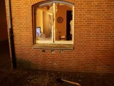 Nog geen spoor van dader 'aanslag' Heusden. Buurtbewoners flink geschrokken van alle consternatie