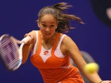 Kerkhove direct onderuit op Roland Garros