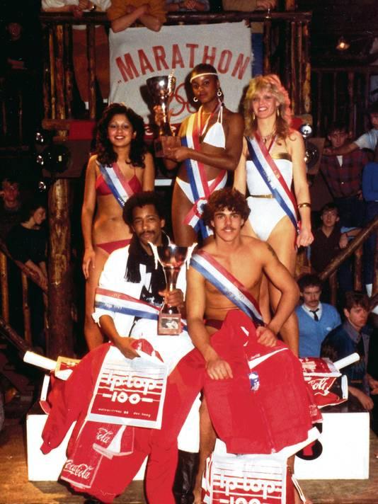 De miss- en misterverkiezingen in De Marathon waren populair.