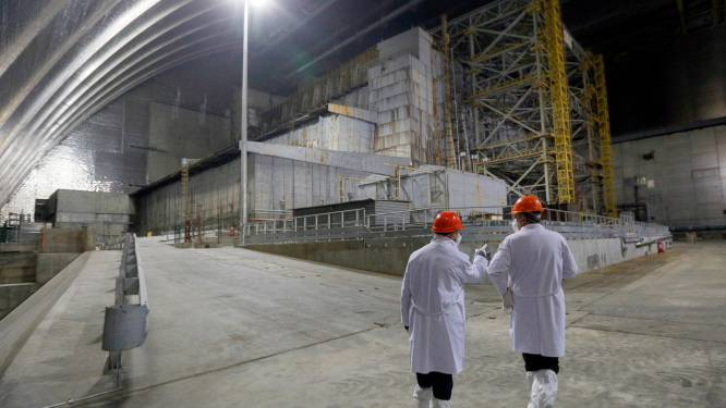 """Stijging in nucleaire activiteit in Tsjernobyl: """"Radioactief afval smeult als as in barbecue"""""""