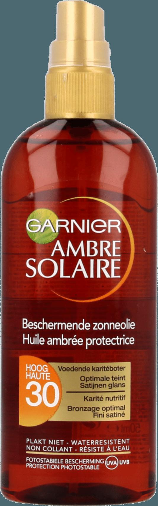 Ambre Solair van Garnier met karité boter komt als beste crème uit de test.