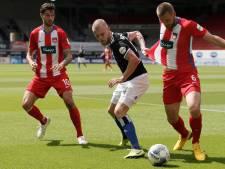 Bij rentree voor HSV slikt Van Drongelen een pijnlijke nederlaag