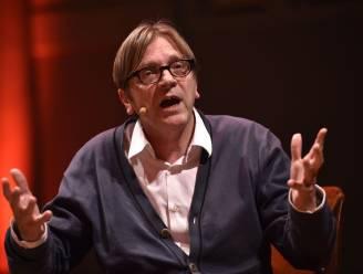 """Verhofstadt: """"Met Europees inlichtingenagentschap was Abdeslam al gearresteerd"""""""