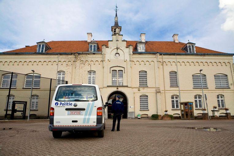 De gevangenis van Merksplas. Beeld BELGA