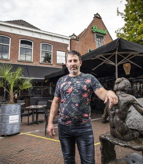 Barry Schopman maakt op horecaplein Oldenzaal van twee zaken één multifunctioneel grandcafé Markt 19