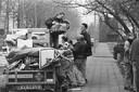 De evacuatie van het Rivierenland in 1995 is een van de grootste evacuaties uit de recente Nederlandse geschiedenis.