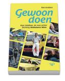 De omslag van het boek over Kees Veldboer.