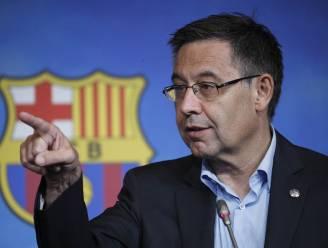 Voormalig Barça-voorzitter Bartomeu vrijgelaten nadat hij beroep deed op recht om geen verklaring af te leggen