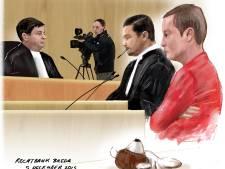 Proces doodschudden baby Breda: halfzus verdachte verlaat woedend publieke tribune