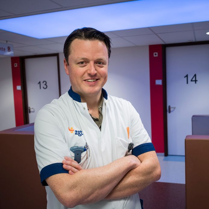 Chirurg Tim Verhagen