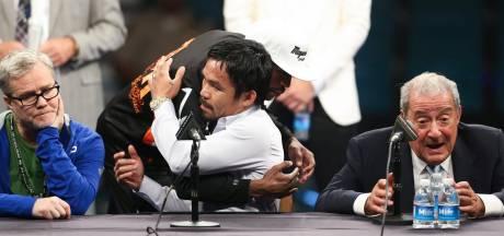 Bejaarde bokspromotor Arum (89) haalt keihard uit naar ex-president Trump