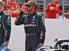 Hamilton onder de indruk van progressie bij Red Bull: 'Zien er sterk uit'