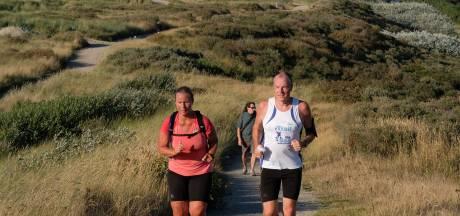 Tilburgse Esther (46) woog 166 kilo, maar loopt zaterdag de Kustmarathon