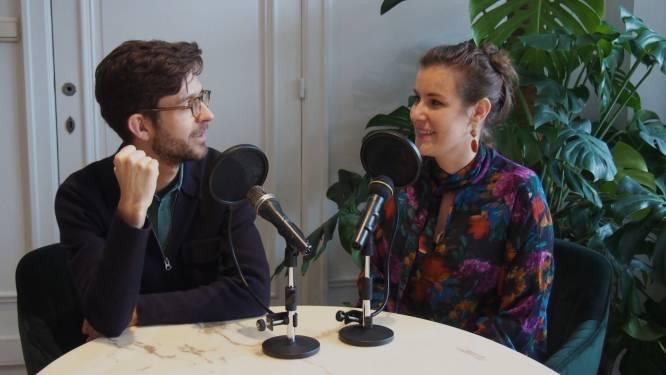 """""""Juridische materie op mensenmaat"""": Sofie uit Linter lanceert podcast #Tussenderegels"""