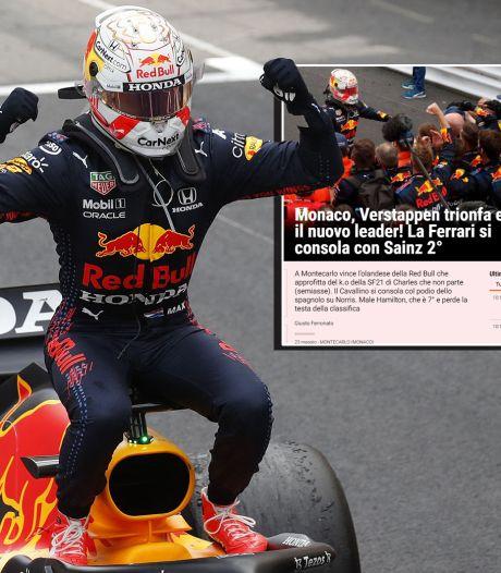 Internationale media: 'Max Verstappen een 10, Mercedes een 0'