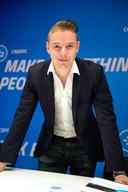Bas Janssen wil grote speler in de regio worden met Creative ICT.