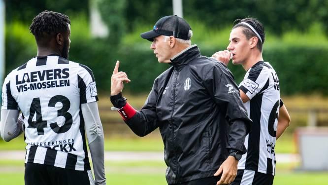 """Coach Eddy Bokken (KFC Diest) voor de komst van rode lantaarn Koersel: """"De groep heeft mij tot nu toe al aangenaam verrast"""""""