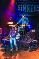 25e Bluesroute met een optreden van Sugarboy& The Sinners bij Gebouw-T