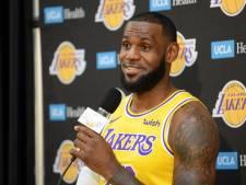 LeBron James tempert verwachtingen: 'Lange weg te gaan'