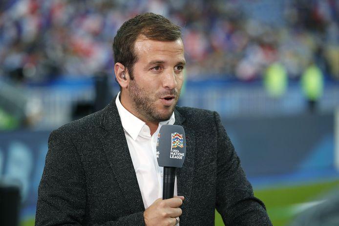 Rafael van der Vaart wordt analist bij Ziggo Sport.