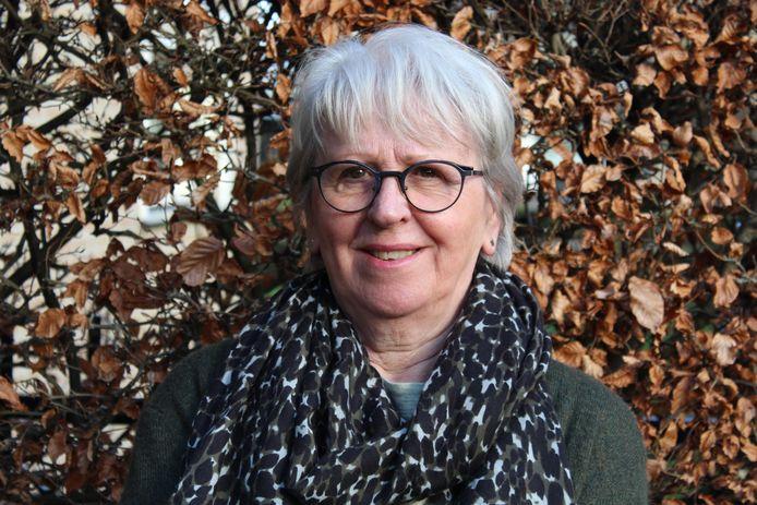 Ria van Erp is een actieve inwoonster van Sint-Oedenrode.