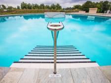Slechtste zomer ooit voor buitenbaden in Van Tuyllpark: 'Er komt niemand'