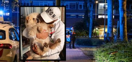 Verdriet om doodgeschoten Wisam (37): 'Hij was gek op zijn hond, dat was zijn zoontje'