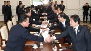 """Noord- en Zuid-Korea zullen niet spreken over wapens: """"Die zijn enkel gericht tegen de VS"""""""