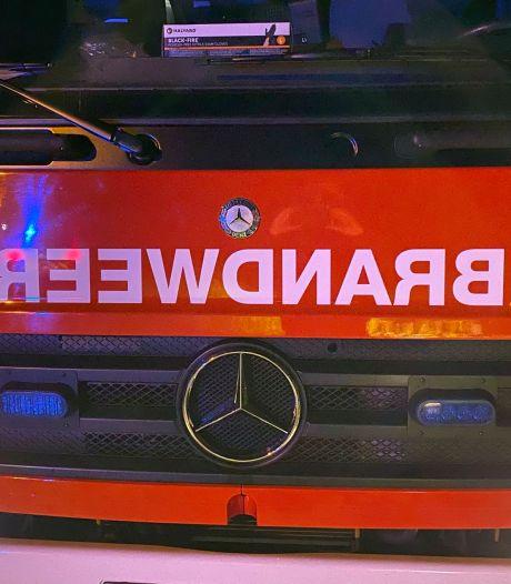 Schade bij brand in godshuisje blijft beperkt: vuur werd mogelijk aangestoken