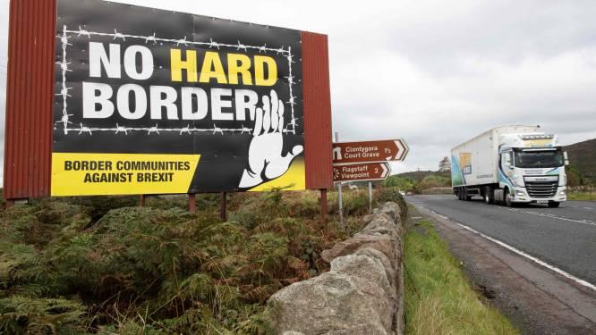 """""""EU en Britten dichtbij akkoord over Noord-Ierse kwestie"""""""