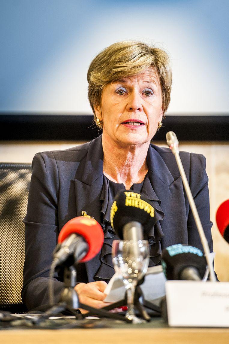 Anne De Paepe. Beeld stefaan temmerman