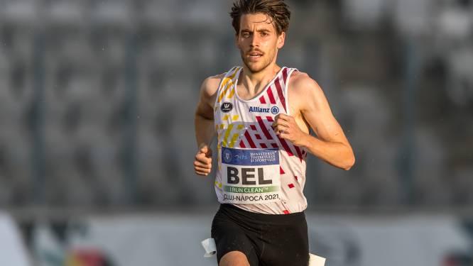 """Man in vorm Michael Somers hoopt op snelle 5000m op het BK: """"Richting 13.30 lopen"""""""