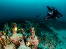 La Grèce inaugure son premier musée sous-marin