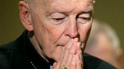 Amerikaanse kardinaal beschuldigd van seksueel misbruik: paus beveelt grondig onderzoek