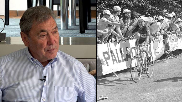Merckx over de Tour van 1969.