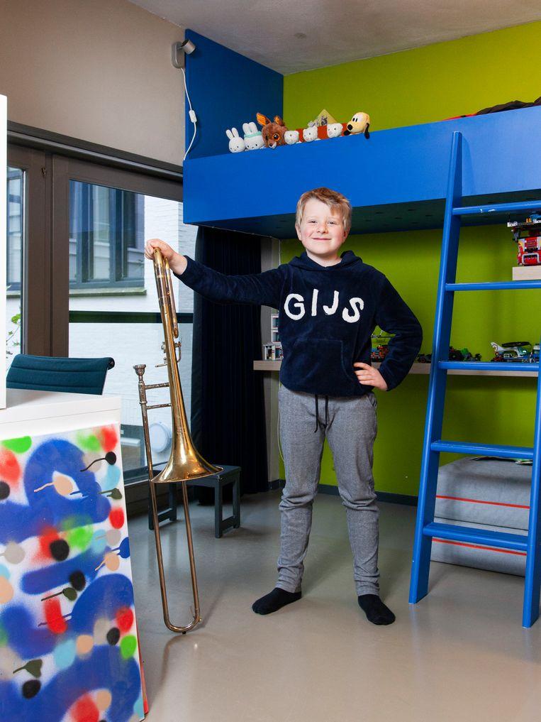 Gijs Veldhuis / Dit ben ik Beeld Adriaan van der Ploeg