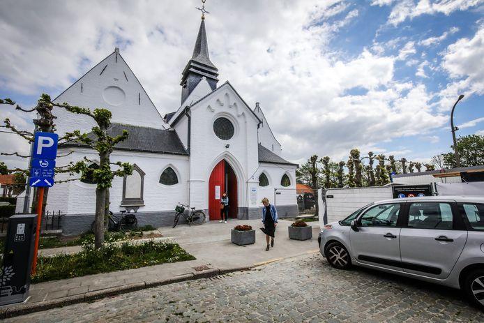 Het Sint-Annakerkje kent een lange geschiedenis